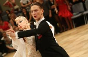 Сахалинцы Дана Спицына, и Евгений Никитин были вторыми на чемпионате Кубка мира по танцевальному спорту