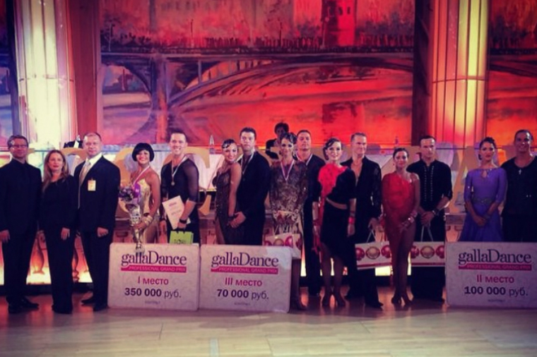 GallaDance Professional Grand Prix