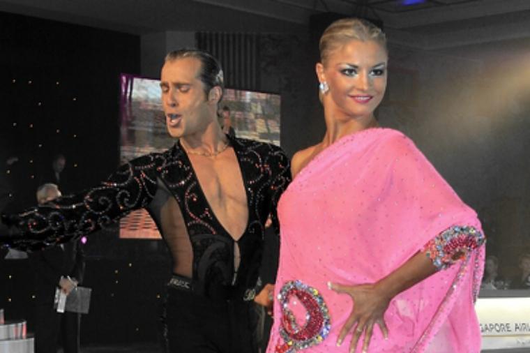 Риккардо Кокки и Юлия Загоруйченко снова Чемпионы мира