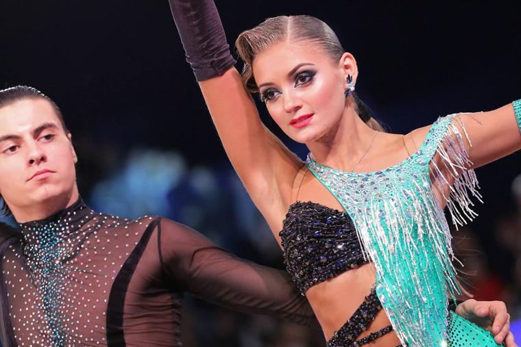 Дмитрий Черней и Юлия Лисовская завершили совместную танцевальную карьеру