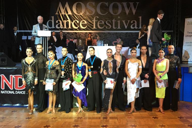 Итоги Первого Московского танцевального фестиваля
