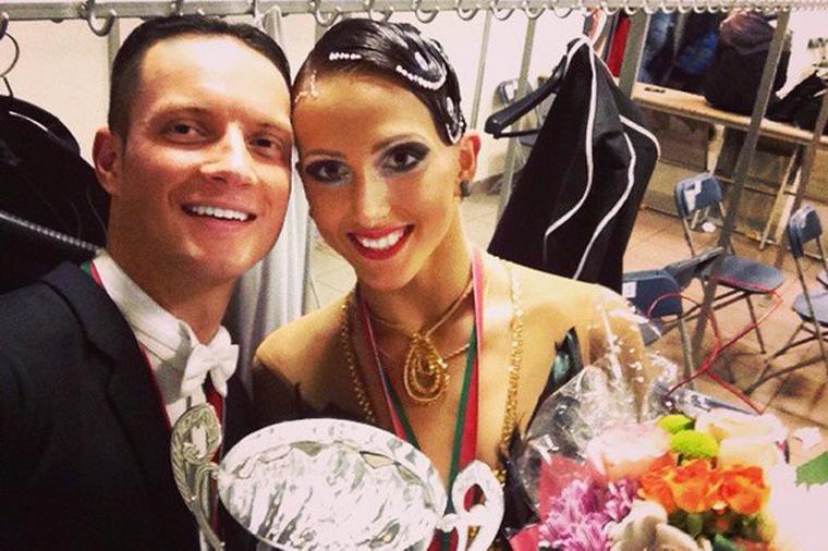 Евгений Муштуков и Полина Дрогобыч больше не танцуют в паре