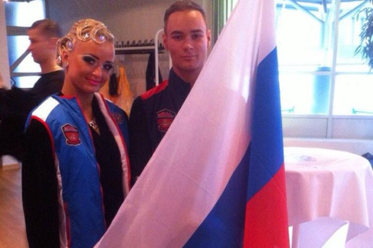 Алексей Половников и Мария Потемкина вошли в число призеров Кубка мира