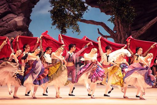 В Мюнхене показали балет «Пахита»