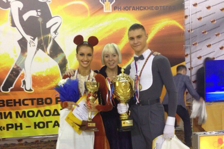 Победители Первенства России по секвею