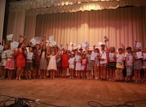 школьники из Воронежа